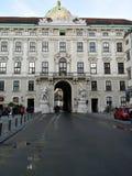 De Straten van Wenen Royalty-vrije Stock Afbeelding