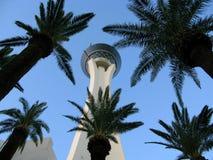 De stratosfeer Las Vegas Stock Foto