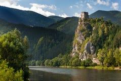  de StreÄ ningún castillo, ilina del ½ de Å Fotografía de archivo libre de regalías