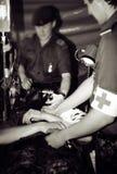 De streek van de het ziekenhuisoorlog van het leger Royalty-vrije Stock Fotografie