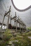 De Streek van Tchernobyl Stock Afbeelding