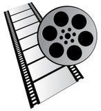 De streep van de film vector illustratie