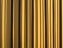 De Streepjescode van de spaghetti Stock Afbeelding