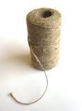 De streng van het linnen #1 Stock Afbeeldingen