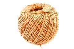 De streng van het linnen. Stock Afbeelding