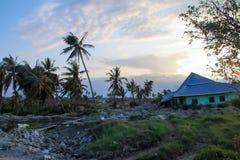 De Strengste Schade in Centrale Sulawesi stock afbeeldingen