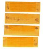 De strepen van de band stock illustratie