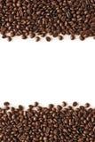 De Strepen van de koffie Stock Foto's