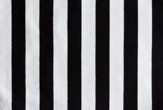 De strepen van de scheidsrechter stock fotografie