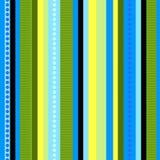 De strepen van het contrast | Naadloos vectorpatroon Stock Foto