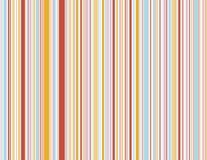 De strepen van het Suikergoed van de zomer Royalty-vrije Stock Afbeeldingen