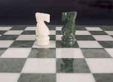 De strijd royalty-vrije stock foto