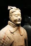 De strijder van het terracotta (Schutter) Royalty-vrije Stock Fotografie