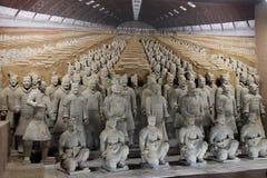 De Strijders van het terracotta
