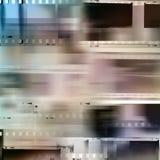 De stroken van de film Royalty-vrije Stock Afbeeldingen