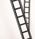 De stroken van de film Stock Fotografie