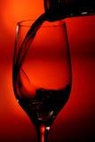 De stromen van de wijnstok Royalty-vrije Stock Foto's