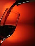 De stromen van de wijnstok Royalty-vrije Stock Foto