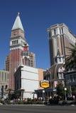 De strook in Las Vegas, NV royalty-vrije stock foto