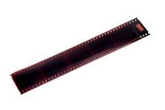 De strook van de camerafilm royalty-vrije stock afbeelding