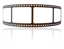 De strook van de film Royalty-vrije Stock Foto