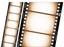 De strook van de film royalty-vrije illustratie