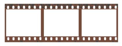 De strook van de film Stock Foto's