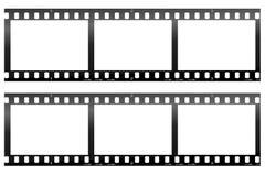De Strook van de Film van de camera Royalty-vrije Stock Fotografie