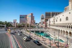 De Strook van Las Vegas Royalty-vrije Stock Foto's