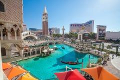 De Strook van Las Vegas Stock Foto