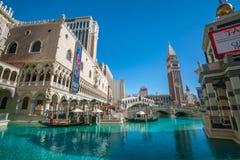 De Strook van Las Vegas Stock Fotografie