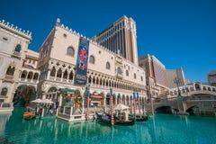 De Strook van Las Vegas Royalty-vrije Stock Afbeelding