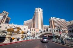 De Strook van Las Vegas Royalty-vrije Stock Afbeeldingen
