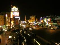 De Strook van Las Vegas, Las Vegas, Nevada, de V.S. royalty-vrije stock fotografie
