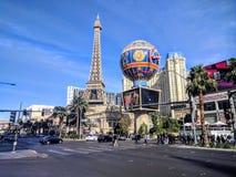 De Strook van Vegas van Las stock foto