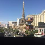 De Strook van Vegas van Las Stock Foto's