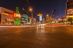 De Strook van Vegas van Las royalty-vrije stock afbeeldingen