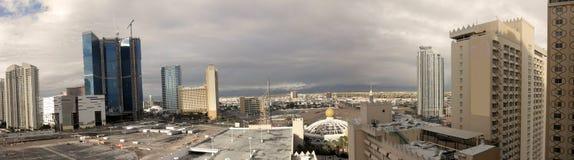 De Strook van Vegas van Las van bekeek een hotel Royalty-vrije Stock Fotografie