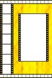 De strookframe van de film Royalty-vrije Stock Afbeelding