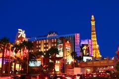 De Strookverstralers van Las Vegas Royalty-vrije Stock Fotografie