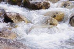 De stroom van de berg Royalty-vrije Stock Afbeelding
