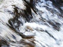 De stroom van de rivier Royalty-vrije Stock Afbeeldingen