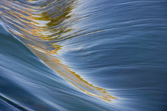 De Stroom van de rivier Stock Afbeelding