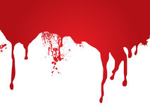 De stroom van het bloed Stock Afbeeldingen
