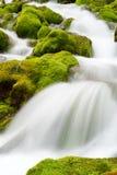 De stroom van het water Royalty-vrije Stock Fotografie