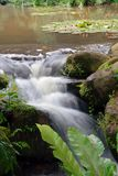 De Stroom van het water Stock Afbeelding