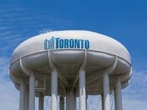 De Structuur en de Tekst van Toronto Royalty-vrije Stock Foto