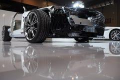 De structuur van Aston Martin DB9 Stock Afbeelding