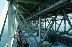De structuur van de brug royalty-vrije stock foto's