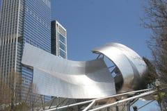 De Structuur van Chicago Stock Afbeelding